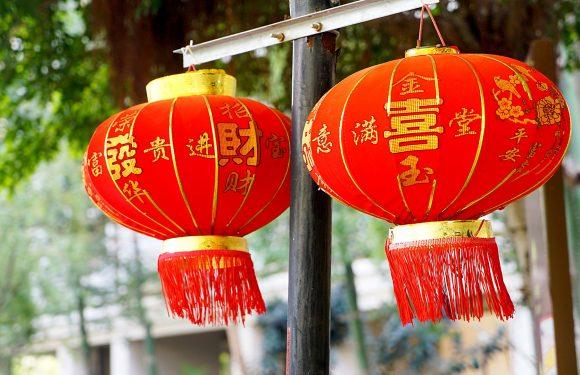 Chinese sterrenbeelden