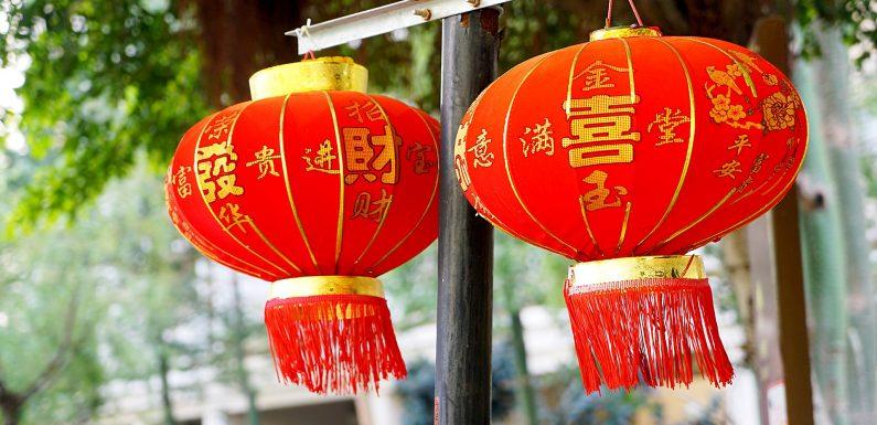 Richard de Mos geeft Chinees Nieuwjaar in Den Haag wassen neus
