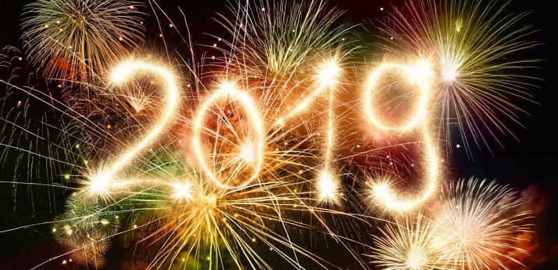 Vandaag is het Chinees Nieuwjaar