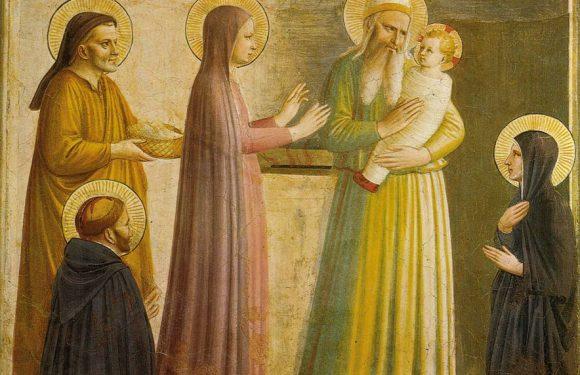 Presentatie van Christus in de Tempel (Maria Lichtmis)